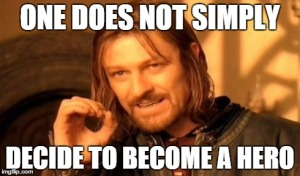 one does not simply 1