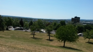 A view of Wiesbaden.
