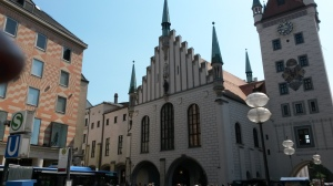 The building where Kristallnacht was planned.