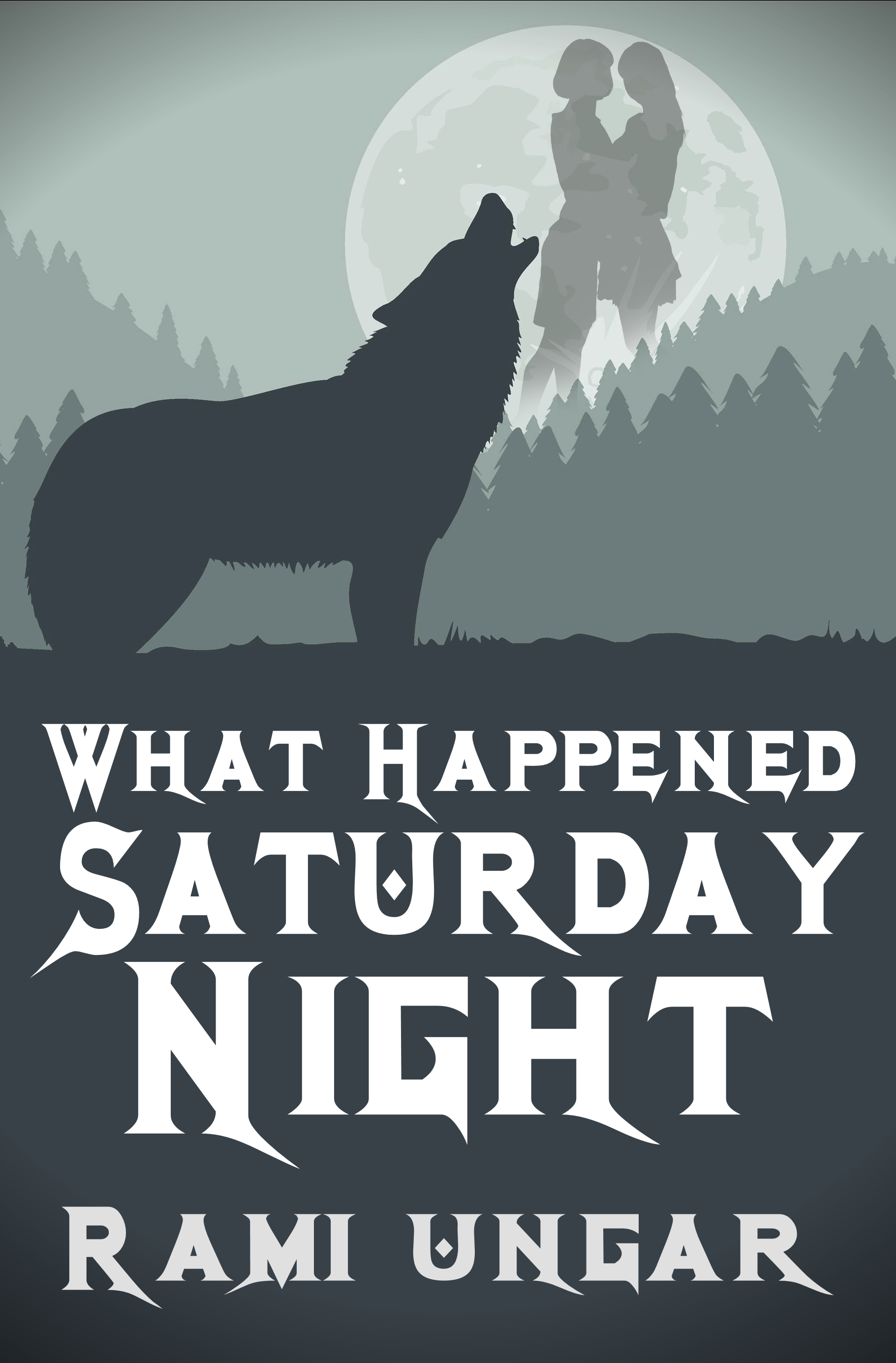 What Happened Saturday Night: Published on Wattpad!!! | Rami